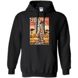 Animal Lover Giraffe  Hoodies Sweatshirts