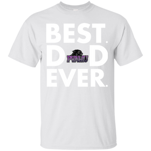 Best Dad Ever Father s Day Prairie View A&M Panthers  Hoodies Sweatshirts
