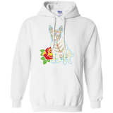 Animal Lover Dogs Art And Róse  Hoodies Sweatshirts