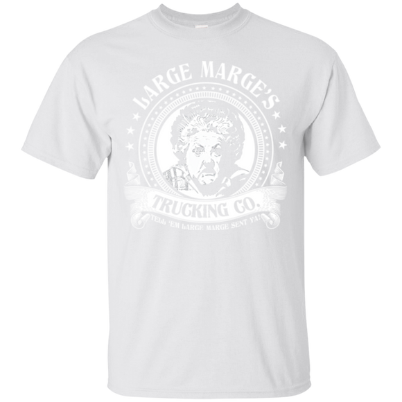 Name Shirt Large Marge's Trucking Co Tell 'em Large Marge Sent Ya  Hoodies Sweatshirts