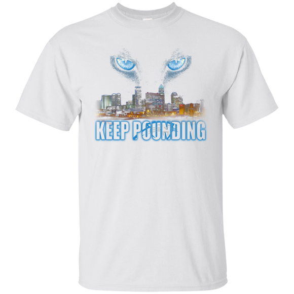 Keep Pounding Carolina Panthers Shirts  Hoodies Sweatshirts