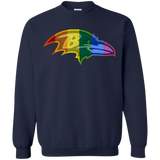 Baltimore Ravens LGBT National Equality March NFL  Hoodies Sweatshirts