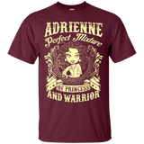 Adrienne And Warriors Adrienne  Perfect Mixture of Princess And Warriors  Hoodies Sweatshirts