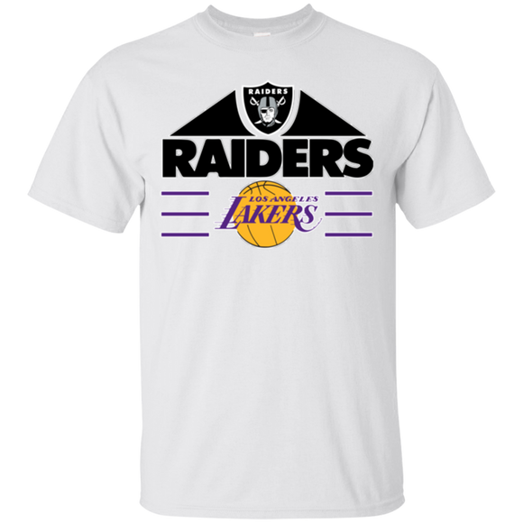 Los Angeles Lakers Oakland Raiders Shirts   Hoodies Sweatshirts