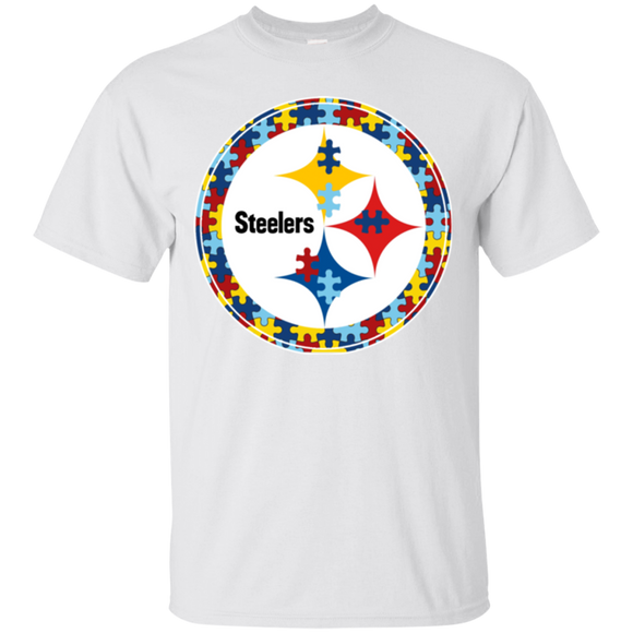 Autism Pittsburgh Steelers Shirts  Hoodies Sweatshirts