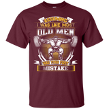 Assuming I Was Like Most Old Men Was Your Firsst Mistake   Hoodies Sweatshirts