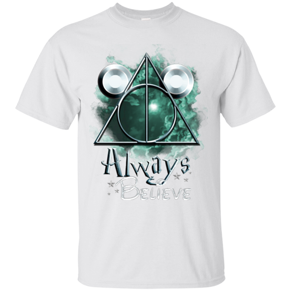 Always Believe Harry Potter Disney Shirts  Hoodies Sweatshirts