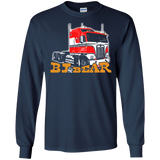 B J And The Bear Truck  Hoodies Sweatshirts