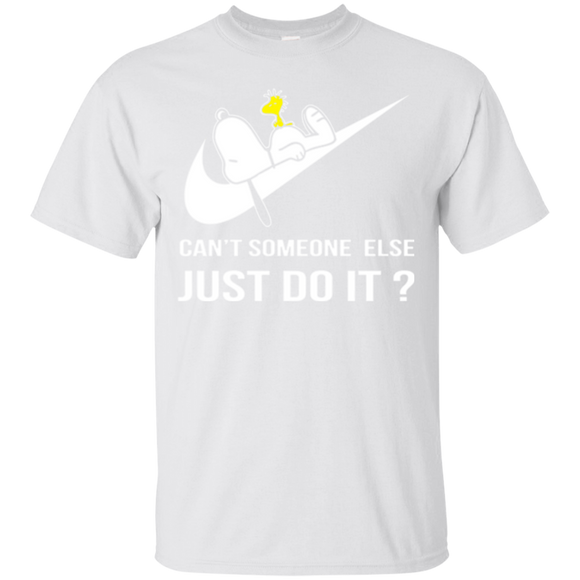Can't Someone Else Just Do It Nike Snoopy Shirt  Hoodies Sweatshirts