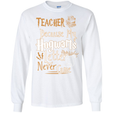Because My Hogwarts Letter Never Came Harry Potter Teacher Shirts  Hoodies Sweatshirts