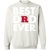 Best Dad Ever Father s Day Rutgers Scarlet Knights  Hoodies Sweatshirts