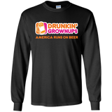 Beer America Runs On Beer  Hoodies Sweatshirts