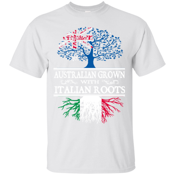Australian Italian Roots Shirts Australian Grown With Italian Roots  Hoodies Sweatshirts
