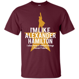 Alexander Hamilton I'm Like Alexander Halmiton I Also Have A Milion Things I Haven't Done   Hoodies Sweatshirts