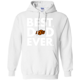 Best Dad Ever Father s Day Oklahoma State Cowboys  Hoodies Sweatshirts
