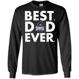 Best Dad Ever Father s Day Robert Morris Colonials  Hoodies Sweatshirts