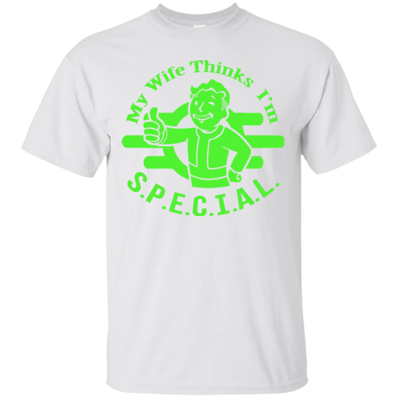 Fallout 4 SPECIAL Shirts My Wife Thinks I'm S.P.E.C.I.A.L.  Hoodies Sweatshirts