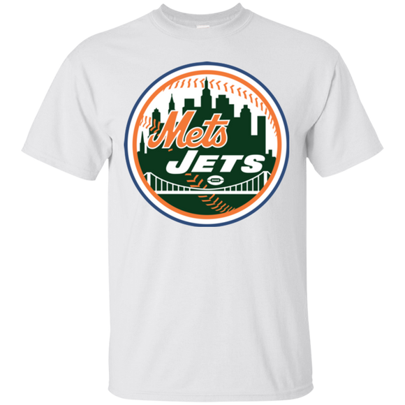 New York Mets New York Jets  Hoodies Sweatshirts