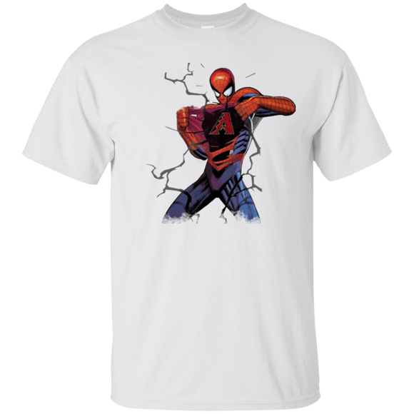 Arizona Diamondbacks Spiderman Shirts  Hoodies Sweatshirts