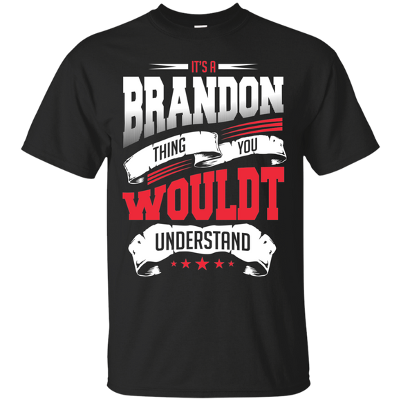 Brandon It's a Brandon thing You wouldn't Understand T shirts  Hoodies, Sweatshirts