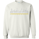 Australia Melbourne Shirts City Skyline Typography  Hoodies Sweatshirts