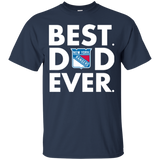 Best Dad Ever Father s Day New York Rangers  Hoodies Sweatshirts