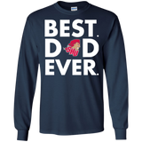 Best Dad Ever Father s Day Sacred Heart Pioneers  Hoodies Sweatshirts