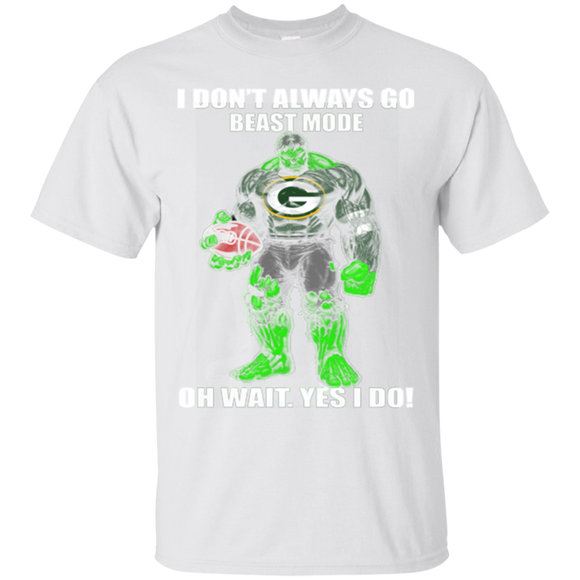 Green Bay Packers Hulk Shirts  Hoodies Sweatshirts