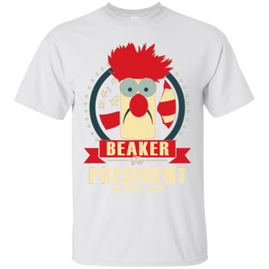 Beaker For President Shirts  Hoodies Sweatshirts