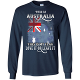 Australia This Is Australia This Is My Flag  Hoodies Sweatshirts