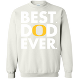 Best Dad Ever Father s Day Oregon Ducks  Hoodies Sweatshirts