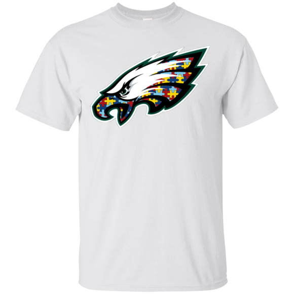 Philadelphia Eagles Autism Shirts  Hoodies Sweatshirts