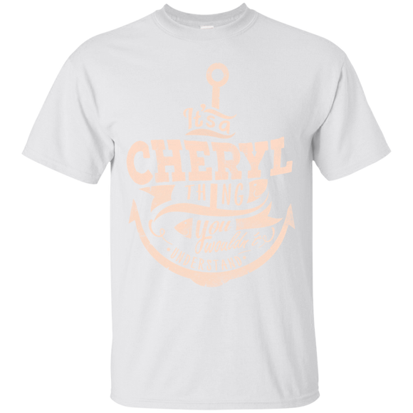 It's A Cheryl Thing You Wouldn't Understand Cheryl T shirts  Hoodies, Sweatshirts