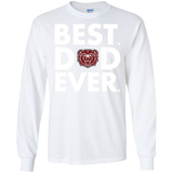 Best Dad Ever Father s Day Missouri State Bears  Hoodies Sweatshirts