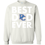 Best Dad Ever Father s Day Presbyterian College  Hoodies Sweatshirts