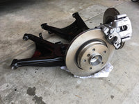 E30 5 Stud Rear Conversion + Vented Rear Brake Upgrade