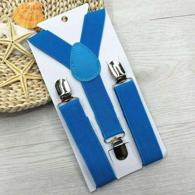 Adjustable Elastic Clip On Baby Boy Clothing Accessories