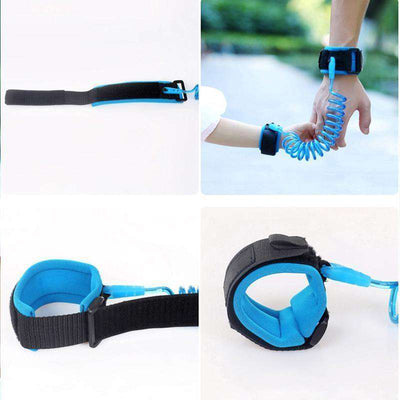 Adjustable Kids Safety Harness Child Wrist Leash Anti-Lost
