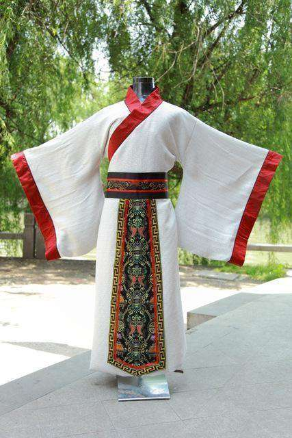 Ancient Chinese Robe Dance Wear