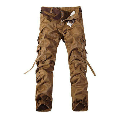 Army Camouflage Cargo Tactical Military Pants As Picture 3 / 28 Cargo Pants