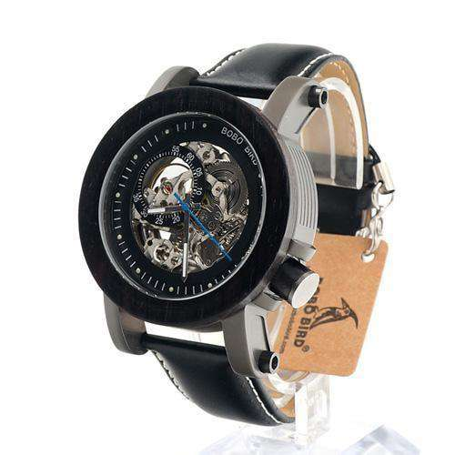 Automatic Mechanical Watch Classic Men Analog Wristwatch