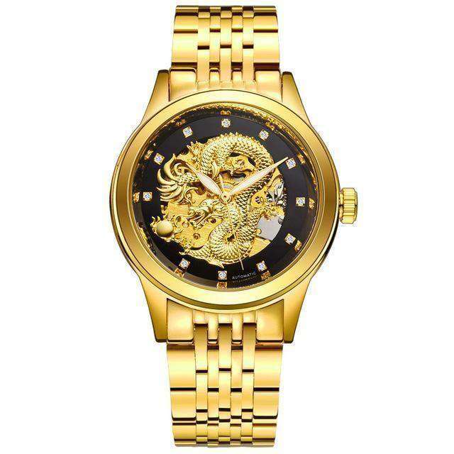 Automatic Mechanical Watches For Men Wrist Watch