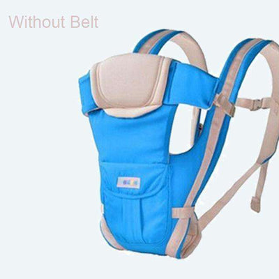 Baby Carrier Multifunctional Front Facing Baby Carrier Blue Without Belt / Onesize