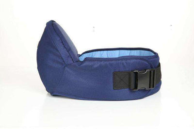 Baby Carrier Waist Stool Walkers Baby Sling Blue