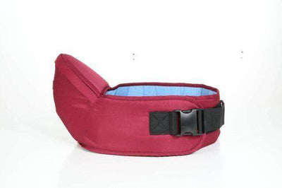 Baby Carrier Waist Stool Walkers Baby Sling Red
