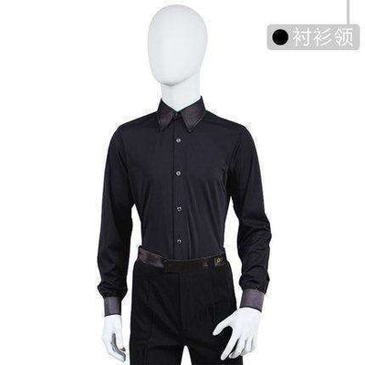 Ballroom Dance Tops As Picture 2 / M Dance Wear