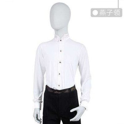 Ballroom Dance Tops As Picture / M Dance Wear