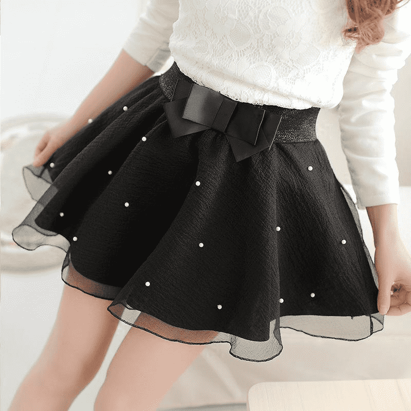 Bow Knot Skirt Skirts