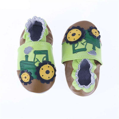 Cow Leather Soft Soled Toddlers Infant Shoes First Walkers
