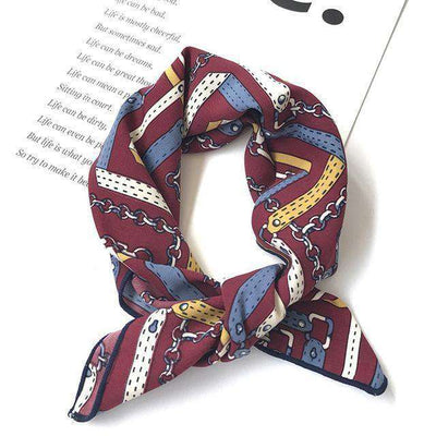 Decorative Multi-Functional Head Scarf 10 Scarves
